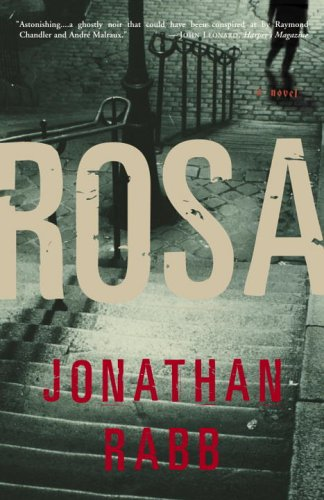 Rosa (Berlin Trilogy, #1)