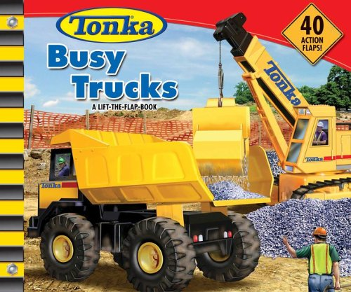 Tonka Busy Trucks