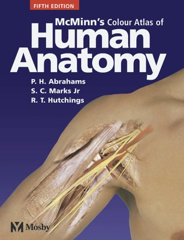 McMinn's Color Atlas of Human Anatomy [With CDROM]