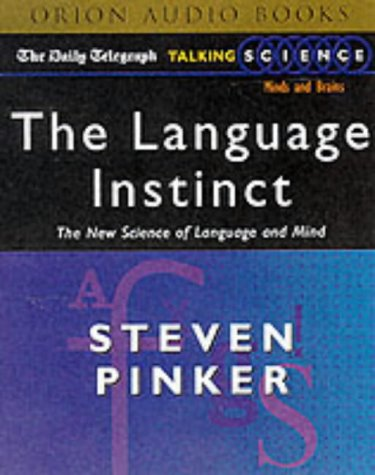 The Language Instinct: The New Science of Language and Mind (Audiobook)