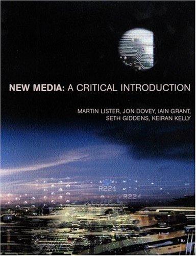 New Media by Jon Dovey