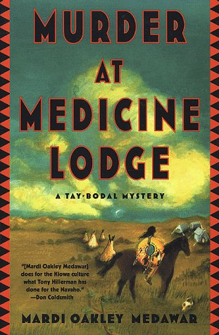 Murder at Medicine Lodge (A Tay-Bodal Mystery #3)