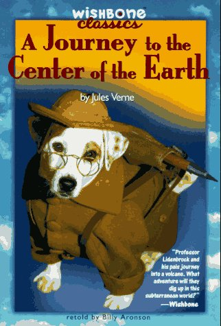 Journey to the Center of the Earth (Wishbone Classics, #9)