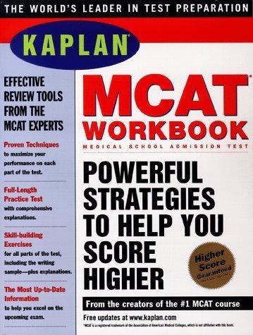 Kaplan MCAT Workbook 1998