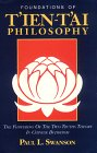 Foundations of T'Ien-T'Ai Philosophy: The Flowering of the Two Truths Theory in Chinese Buddhism