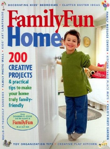 Family Fun Home by Deanna F. Cook