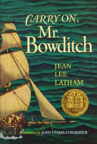 Carry On, Mr. Bowditch by Jean Lee Latham