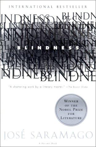 Blindness (Harvest Book)