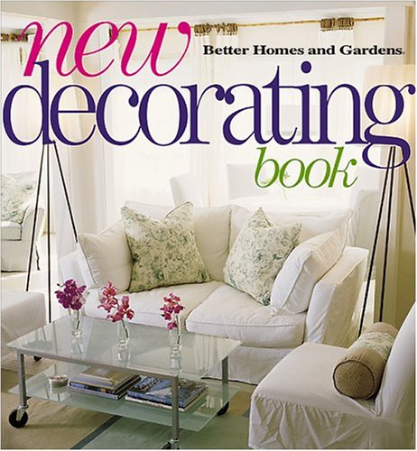 New Decorating Book by Better Homes and Gardens