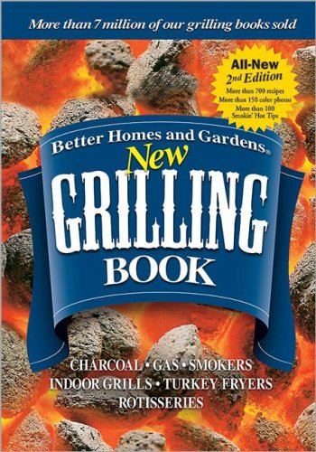 New Grilling Book