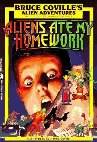aliens ate my homework setting