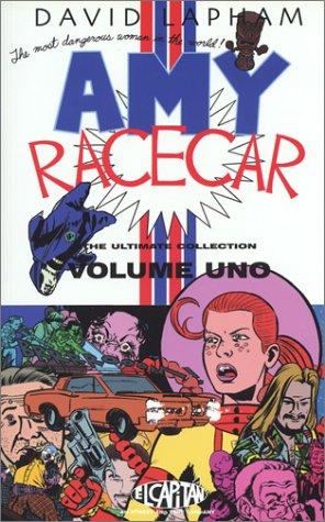 Amy Racecar, Vol. 1 by David Lapham