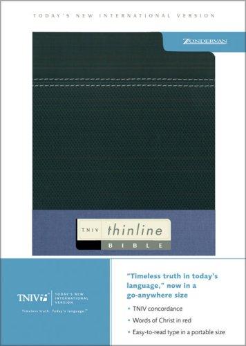Holy Bible: TNIV - Today's New International Version, Thinline Bible