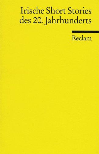 Irische Short Stories des 20. Jahrhunderts.