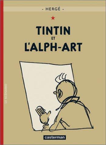 Tintin et l'alph-art (Tintin, #24)
