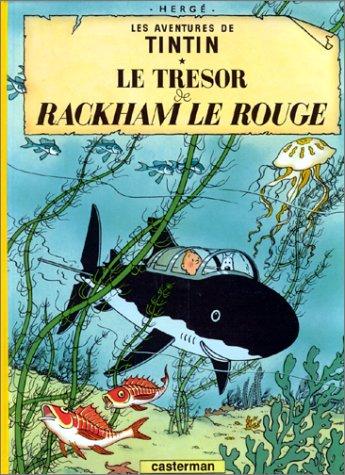 Le Trésor de Rackham le Rouge by Hergé