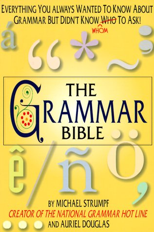 The Grammar Bible Pdf