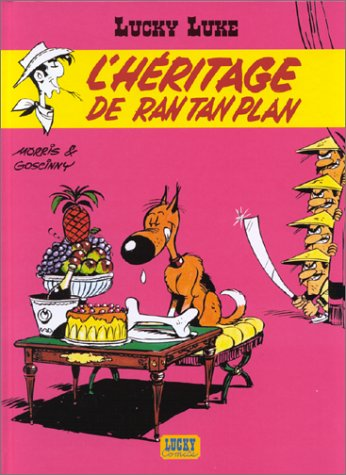 Ebook L'Héritage de Rantanplan by René Goscinny read!