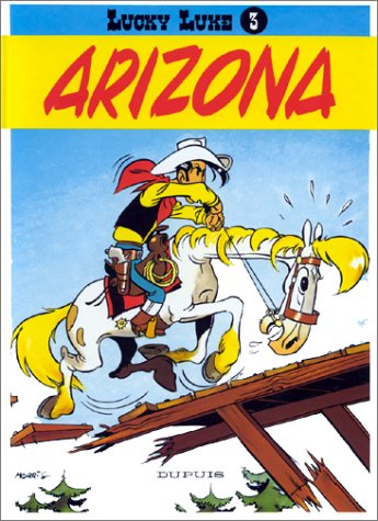 Arizona (Lucky Luke, #3)