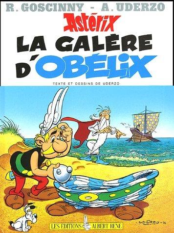 La Galère d'Obélix (Astérix #30)