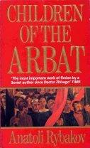 Children of the Arbat by Anatoli Rybakov