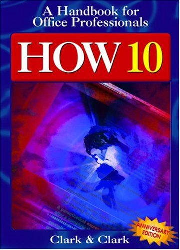 How 10: Handbook for Office Professionals