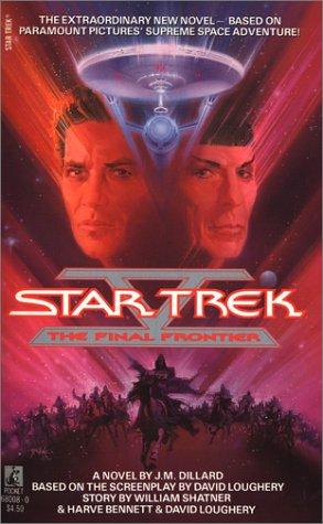 Star Trek V: The Final Frontier(Star Trek: The Original Series)