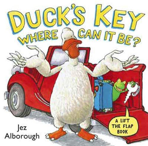 Duck's Key by Jez Alborough