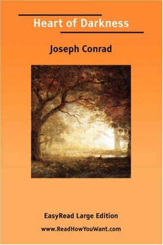 the symbolism in heart of darkness by joseph conrad Why does joseph conrad's 'heart of darkness' continue to cast such a fiendish spell on everyone who reads it joseph conrad: what meaning is.
