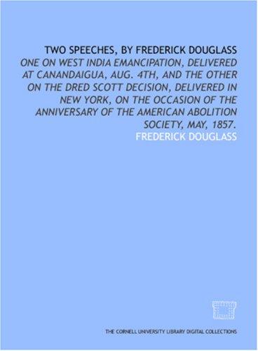 Two Speeches
