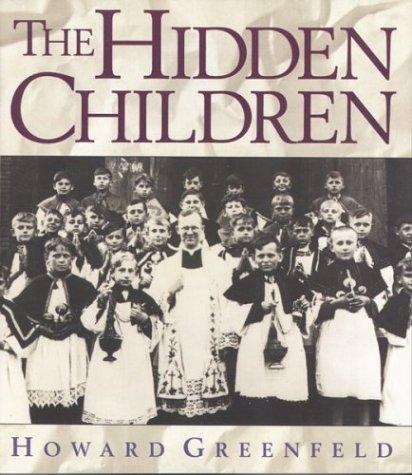 the hidden children by howard greenfeld - Hidden Pictures For Children