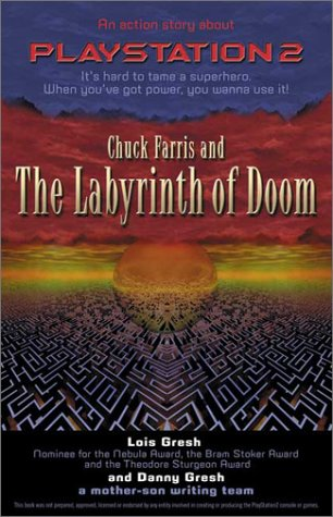 Chuck Farris and the Labyrinth of Doom: An Action Story About PlayStation2