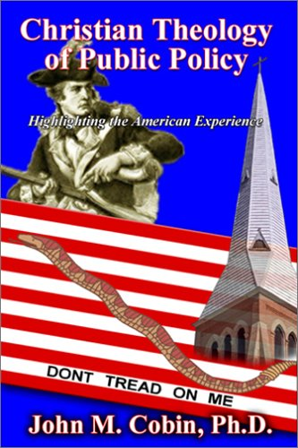 Christian Theology Of Public Policy: Highlighting The American Experience (Christian Life And Public Policy Series)