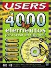 4000 Elementos Para Crear Un Sitio Web En Cd Rom: Users Especial, En Espanol. For English And Spanish Users