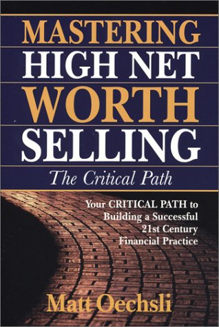 Mastering High Net Worth Selling