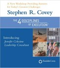 The Four Disciplines of Execution by Stephen R. Covey