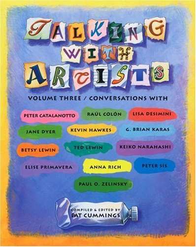 Talking With Artists by Pat Cummings