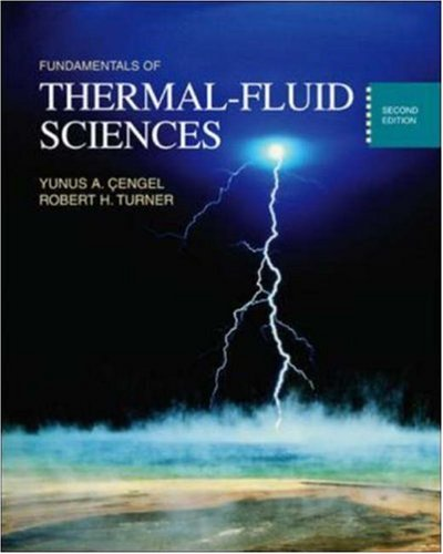 Fundamentals of thermal fluid sciences by yunus a cengel fandeluxe Image collections