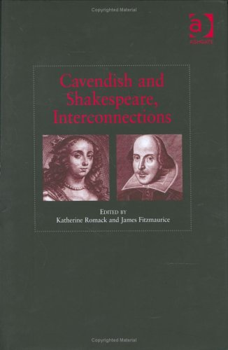 Cavendish And Shakespeare: Interconnections