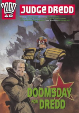Judge Dredd: Doomsday For Dredd