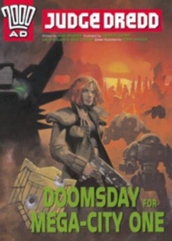 Judge Dredd: Doomsday For Mega City One