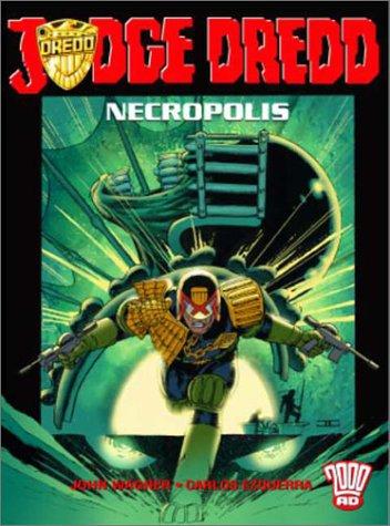 Judge Dredd: Necropolis Book Two