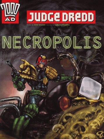 Judge Dredd: Necropolis