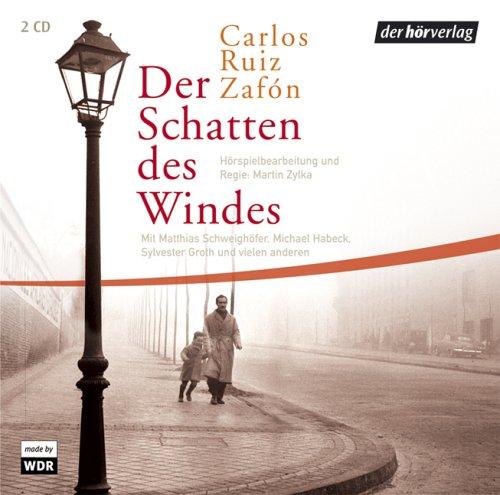 Der Schatten Des Windes. 2 CDs