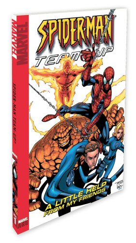 Marvel Age Spider-Man Team-Up: A Little Help from My Friends