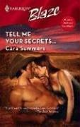 Tell Me Your Secrets... (It was a Dark and Sexy Night) (Harlequin Blaze #286)