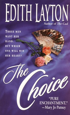 The Choice by Edith Layton