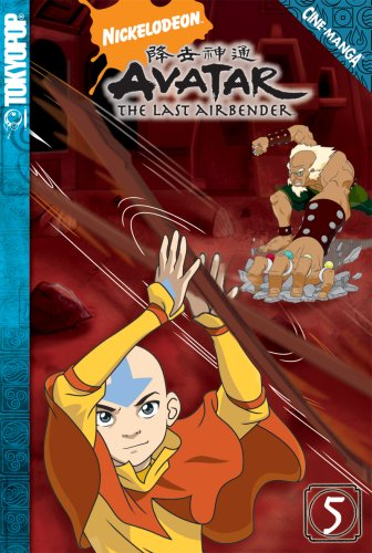 Avatar Volume 5: The Last Airbender (Avatar #5)