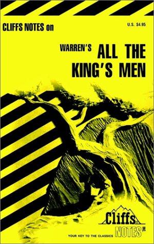 Cliffs Notes on Warren's All the King's Men (CliffsNotes)