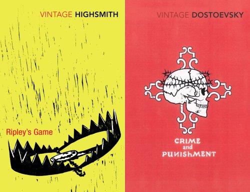 Vintage Crime by Fyodor Dostoyevsky